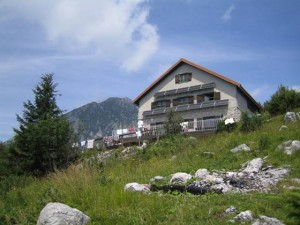 Planinski dom na Kališču