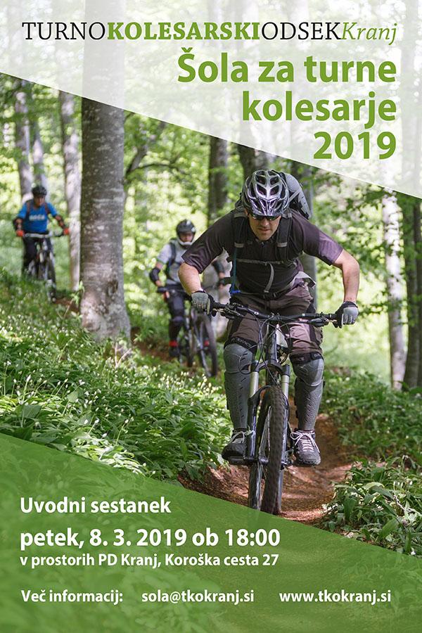 Seminar tehnike vožnje za gorske kolesarje na Krvavcu 2016, TKO Kranj